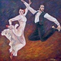 We fly dancing flamengo
